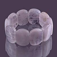 Браслет sherl Розовый кварц бр-рзк-073, КОД: 1022809
