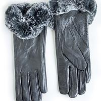 Перчатки Shust Gloves 7.5 кожаные Felix с мехом 10w-634, КОД: 189068