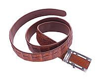 Ремень Ekzotic leather 120-130 см Коричневый crb051, КОД: 922625