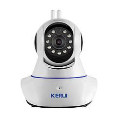 Беспроводная IP-камера Kerui KR-IPCZ05 Plus Белый HHFGBVFDYUI76JK, КОД: 922744