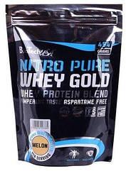Протеин BioTechUSA Nitro Pure Whey Gold Lemon yogurt 454 г 385432, КОД: 984623