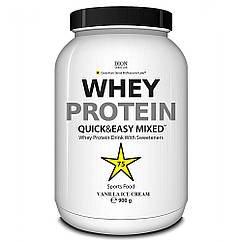 Протеин Dion Sportlab Whey Protein 900 г Ванильное мороженое  000000170, КОД: 1044158