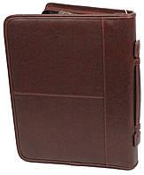 Папка Professional с блокнотом и калькулятором формата А4 Коричневый S757.23, КОД: 913506