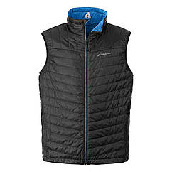 Жилетка Eddie Bauer Mens IgniteLite Reversible Vest BLACK M Черный 3703BK-M, КОД: 305226