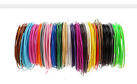 Набор органического PLA пластика Myriwell для 3D-ручки Разноцветный PLA-150, КОД: 967380