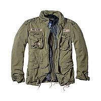 Куртка Brandit M-65 Giant XXXL Оливковый 3101.1-XXXL, КОД: 260810