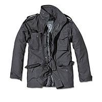 Куртка Brandit M-65 Classic BLACK L Черный 3108.2-L, КОД: 691072