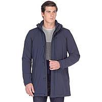 Куртка мужская Geox M7429G DARK NAVY 48 Темно-синий M7429GDKNV, КОД: 706060
