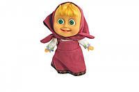 Интерактивная кукла Маша в розовом платье Kronos Toys CQS-23В tsi18074, КОД: 314841