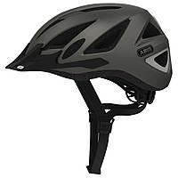Шолом велосипедний ABUS URBAN-I 2.0 XL Asphalt Grey 136771, КОД: 1073802