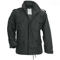 Куртка Surplus Us Fieldjacket M65 Schwarz L Черный 20-3501-03-L, КОД: 705833