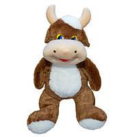Мягкая игрушка Kronos Toys Корова Роза zol051, КОД: 120628