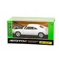 Машинка инерционная Автопром Dodge Charger RT 32011 Белый tsi52293, КОД: 288170