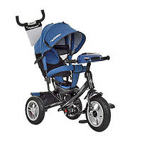 Велосипед трехколесный Turbo Trike M 3115HAJ-16 Синий с черным intM 3115HAJ-16, КОД: 961270