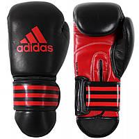 Боксерские перчатки Adidas КPower 100 Kickpower 10 Черный Красный ADIKP100, КОД: 718728