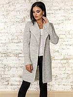 Кардиган Palvira One Size Светло-серый 50321-2, КОД: 728836