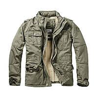 Куртка Brandit Winter Jacket XL Оливковая 9390.1-XL, КОД: 260846