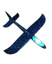 Детский планер (самолет) с кабиной светящейся (11673)
