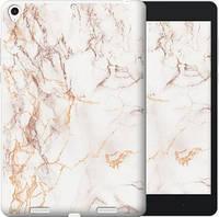 Чехол EndorPhone на Xiaomi Mi Pad Белый мрамор 3847u-361, КОД: 938524