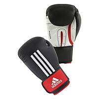 Боксерские перчатки Adidas ENERGY 200 Mat Carbon 3G Maya 12 Черный Белый Красный ADIEBG200D, КОД: 718735