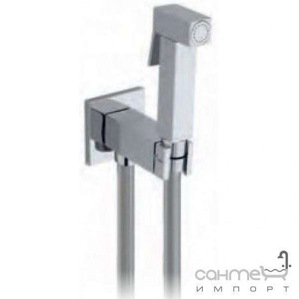 Смесители GRB Гигиенический душ для холодной или предварительно смешанной воды GRB Intimixer QUADRO 08155200 Хром
