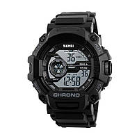 Часы Skmei 1233 Black BOX 1233BOXBK, КОД: 285208
