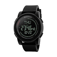 Часы Skmei 1289 Black 1289BOXBK, КОД: 285229