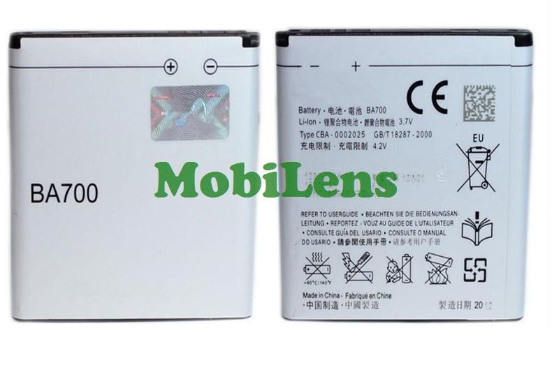 Sony C1605, BA700, C1604, C1503, C1504, C1505, ST18i, ST21i, ST23i, MT11i Аккумулятор