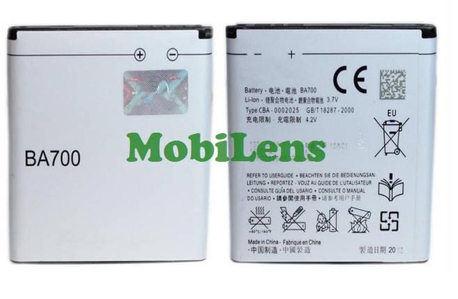 Sony C1605, BA700, C1604, C1503, C1504, C1505, ST18i, ST21i, ST23i, MT11i Аккумулятор, фото 2