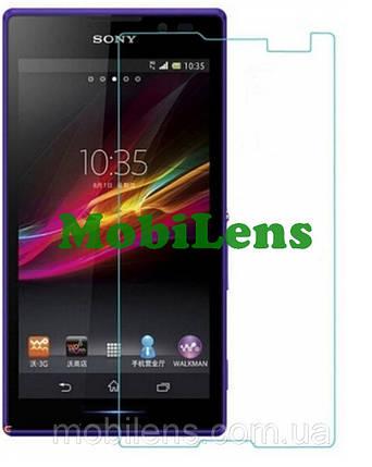 Sony C2305, Xperia C Защитное стекло, фото 2