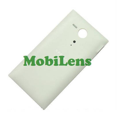 Sony C5302, C5303 Задняя крышка белая, фото 2