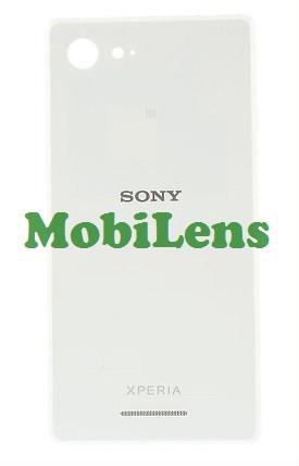 Sony D2202, D2203,D2206, Xperia E3 Задняя крышка белая