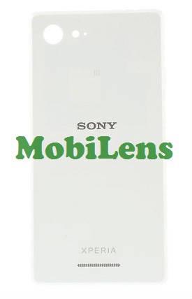 Sony D2202, D2203,D2206, Xperia E3 Задняя крышка белая, фото 2