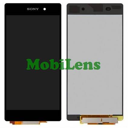 Sony D6502, Xperia Z2, D6503 Дисплей+тачскрин(модуль) черный, фото 2