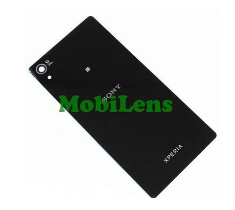 Sony D6502, Xperia Z2,D6503 Задняя крышка черная, фото 2