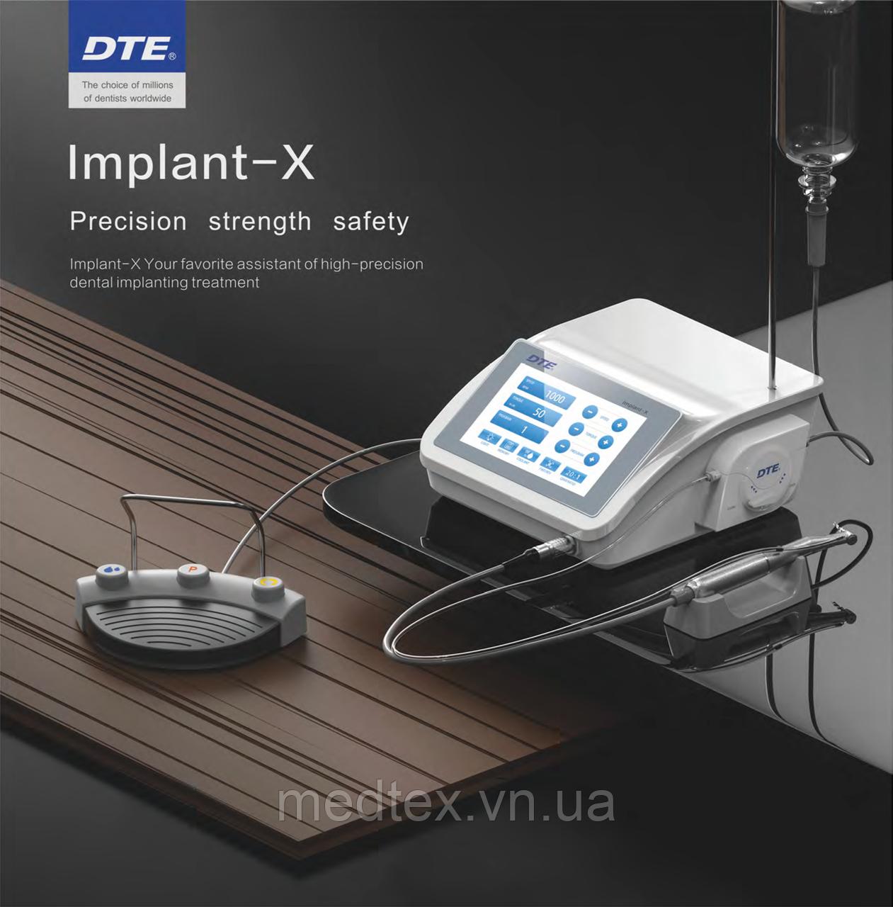 Физиодиспенсер Implant X DTE  Woodpecker