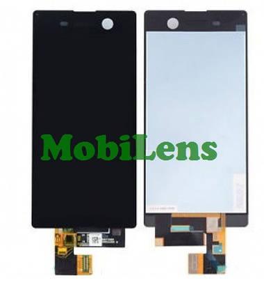 Sony E5633, E5603,E5606, E5653,E5663, Xperia M5 Дисплей+тачскрин(модуль) черный, фото 2