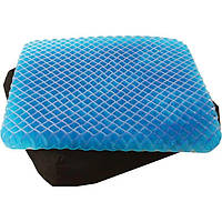 Ортопедическая гелевая подушка для позвоночника - 152845