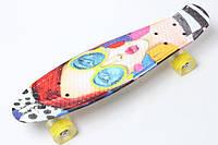 Скейт PENNY BOARD Cool Girl 1617, КОД: 144897