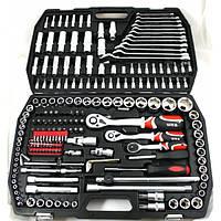 Набор инструментов Yato YT-3884 216 предметов в чемодане YDYFHBV59DGTFVG, КОД: 1090411
