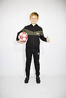 Стильный спортивный детский костюм для мальчика , 122-128-134-140 рост