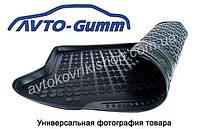 Резиновый коврик багажника Kia Ceed 2019- (универсал)(верхняя полка) Avto-Gumm