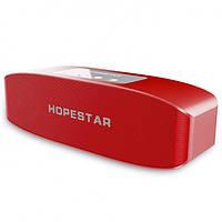 Портативная Bluetooth колонка Hopestar H11 Red USB FM FL-371, КОД: 1083810