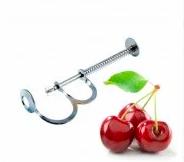 Вишнечистка металлическая (приспособление для удаления косточек)