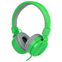 Наушники Vinga HSM035 Green New Mobile HSM035GR, КОД: 955336