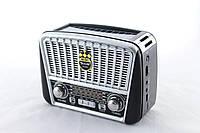 Радио Golon RX 456 Solar SS3227 Black-Silver hubGSYE44132, КОД: 1081885