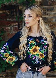 Красивая вышитая блуза Мар'яна