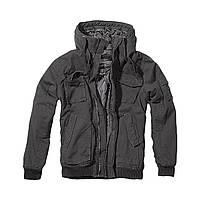 Куртка Brandit Bronx Jacket S Черная 3107.2-S, КОД: 260799