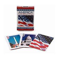Карты для игры в покер USPCC Bicycle America the Beautiful krut0624, КОД: 258428