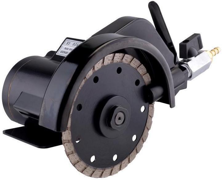Пневмопила дисковая для камня с подачей воды SUNTECH SM-5M-130W